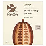 Doves Farm GF Chocolate Chip Organic Flapjacks - 4 x 35g (0.31lbs)