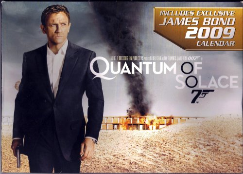 (James Bond 007 Quantum of Solace Limited Edition [DVD] [2008] )