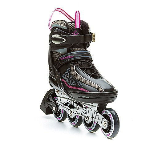 Amazon.com   5th Element Lynx LX Womens Recreational Inline Skates ... 005a407227