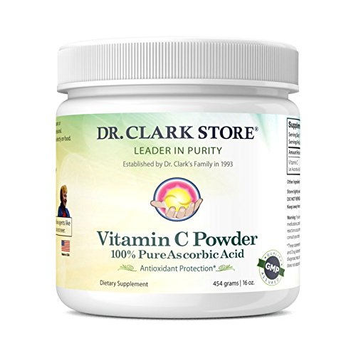 Vitamin C powder, 16oz / 1 lb