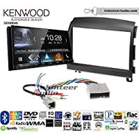 Volunteer Audio Kenwood DDX9904S Double Din Radio Install Kit with Apple CarPlay Android Auto Bluetooth Fits 2006-2008 Hyundai Sonata
