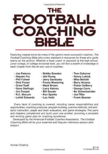 THE FOOTBALL COACHING BIBLE EBOOK