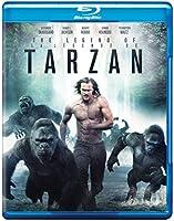 The Legend of Tarzan (Bilingual) (BD + DVD + UV Digital Copy) [Blu-ray]