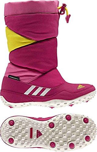 adidas Libria Insulated Boot Primaloft K  - Pink-3.5 M Yth