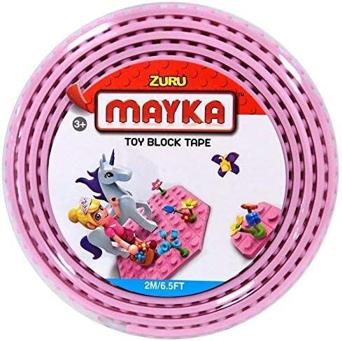 Mayka Toy Block Tape Pink