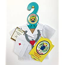 """Eden Madeline collectible clothing Doctor Outfit 15"""" Doll"""
