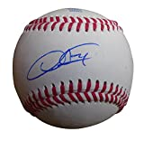 St. Louis Cardinals Dexter Fowler Autographed Hand Signed Baseball with Proof Photo, Chicago Cubs, Colorado Rockies, Houston Astros, COA