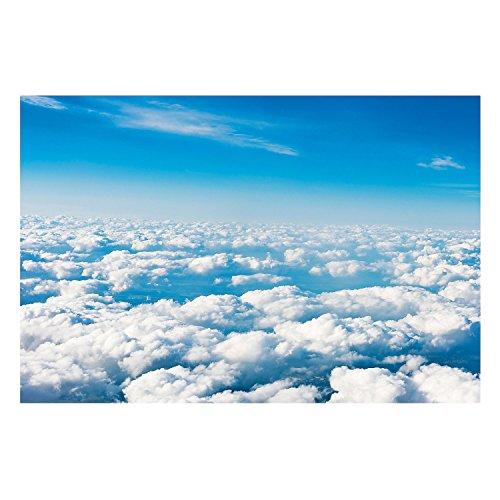 Fun Express - Sky Backdrop Banner - Party Decor - Wall Decor - Preprinted Backdrops - 3 Pieces]()
