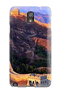Cute Hard Locations Great Wall Of China For SamSung Galaxy S3 Case Cover