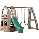 Step2 Naturally Playful Playhouse Climber & Swing Set Extension