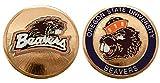 Oregon State University Beavers Challenge Coin