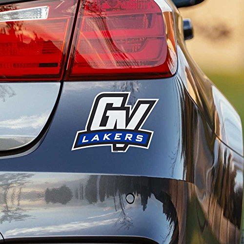 State Valley University Grand - Nudge Printing Grand Valley State University GVSU Lakers GV Car Window Decal Bumper Sticker Emblem Laptop Sticker