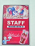 HALLOWEEN COSTUME PROP - ID Security Badge Fall Out Nuka World Staff