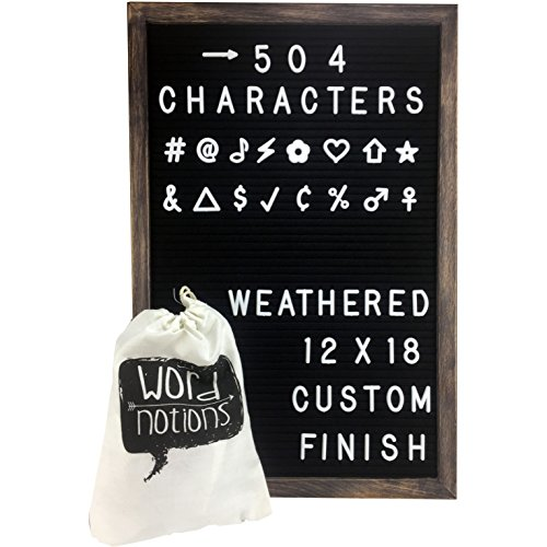 Lighted Outdoor Letter Boards - 6