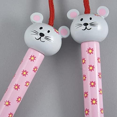 Floss /& Rock Mouse Jump//Skipping Rope