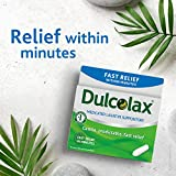 Dulcolax Fast Relief Medicated Laxative