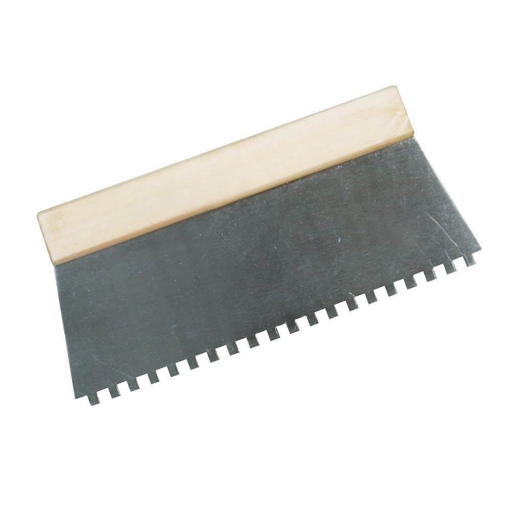 Silverline 634003 Peigne /à colle Dents 4 mm