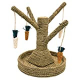 Rosewood Bunny Fun Tree -Rabbit Toy
