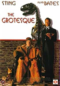 The Grotesque ( Gentlemen Don't Eat Poets ) ( Grave Indiscretion )