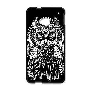 Personal Customization King owl BMTH Cell Phone Case for HTC One M7
