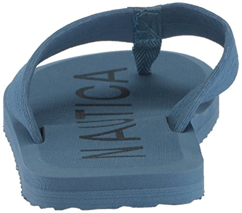 Nautica Heren Avast Flip-flop Tij Blauw