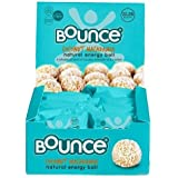 Twelve Bounce Coconut and Macadamia Balls - 12 x 40g