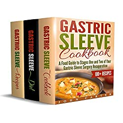 Gastric Sleeve: 3 in 1 Box Set