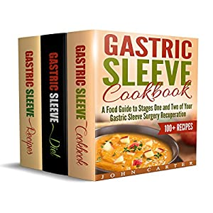 Gastric Sleeve: 3 in 1 Box Set Audiobook