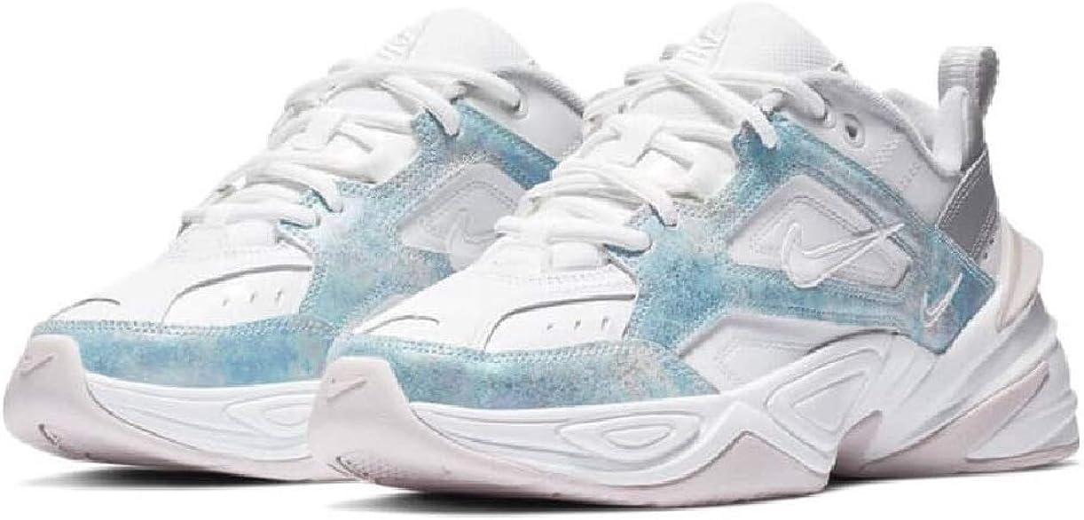 Nike M2K Tekno White Iridescent Womens