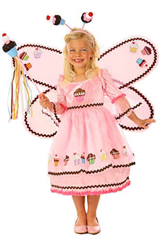 Cupcake Costumes For Toddler (Princess Paradise Cupcake Fairy Costume, 18m/2 Tall)