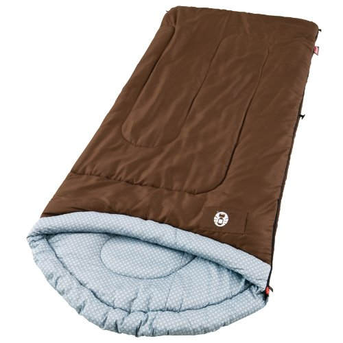 Coleman Willow Creek Warm-Weather Scoop Sleeping Bag, Outdoor Stuffs