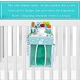 Hanging Diaper Caddy - Diaper Organizer for