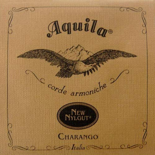 Aquila 2CH Charango 10-string Set (in octave), Light Tension