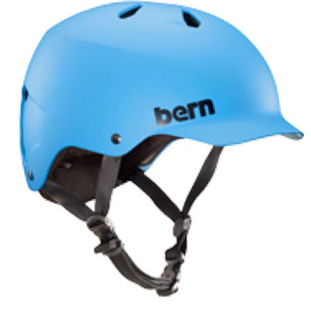 素晴らしい外見 bern バーンWATTS MatteCyanBlue B07CKR8S3M ALL SEASONオールシーズンヘルメット/オールシーズンモデル バーンWATTS B07CKR8S3M Large|MatteCyanBlue MatteCyanBlue Large, pipi:7036e6fa --- a0267596.xsph.ru