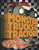 Monster Trucks and Tractors, Sue Mead, 0791086895
