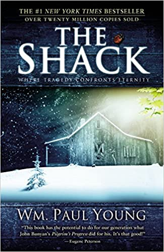 The Shack by William P. Young book cover