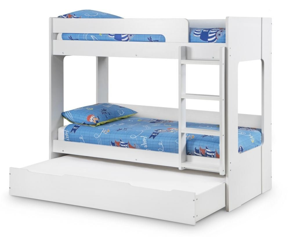 bunkbed tone birch offers a wooden constructed storage shaped saving top l wood space the features beds bunk drawers brightness with bed light