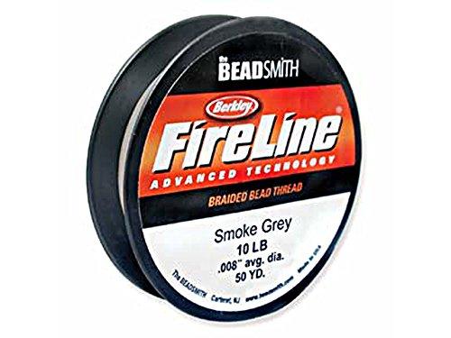Beadsmith FireLine Braided Beading Thread