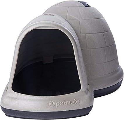 Amazon Com Petmate Indigo Dog House All Weather Protection Taupe