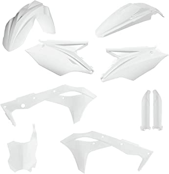 Acerbis Plastics Kit 18 Original fits Kawasaki KX250F 2018