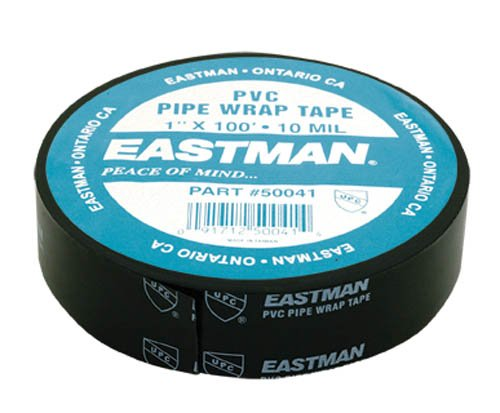 Eastman 50043 Pvc Pipe-Wrap Tape
