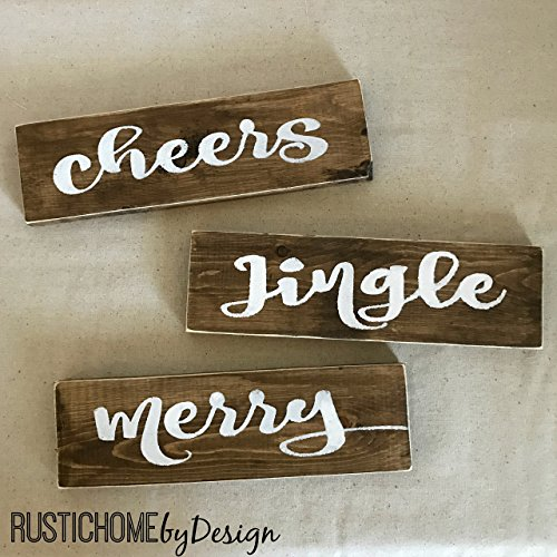 cheers-sign-jingle-sign-merry-sign-christmas-decor-holiday-decor-rustic-wood-sign-modern-farmhouse-s