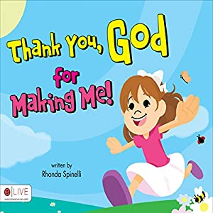 Thank You, God, for Making Me! Audiobook