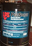 LPS 01405 PreSolve Orange Degreaser, Clear