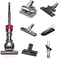 Dyson Ball (formerly DC65) Animal + Allergy Multifloor Origin Upright Vacuum with 6 Tools - HEPA Filtered - Corded