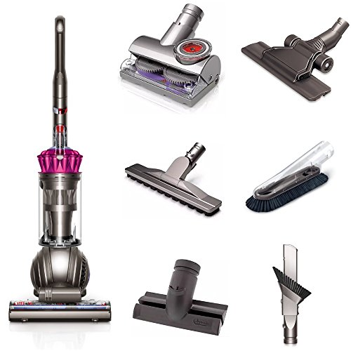 Dyson Ball (formerly DC65) Animal + Allergy Multifloor Origin Upright Vacuum with 6 Tools – HEPA Filtered – Corded