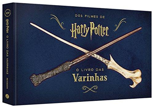 Harry Potter. O Livro das Varinhas