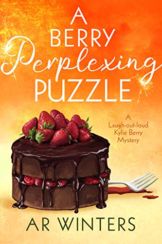 A Berry Perplexing Puzzle: A Kylie Berry Cozy Mystery (Kylie Berry Mysteries Book 8) by [Winters, A.R.]