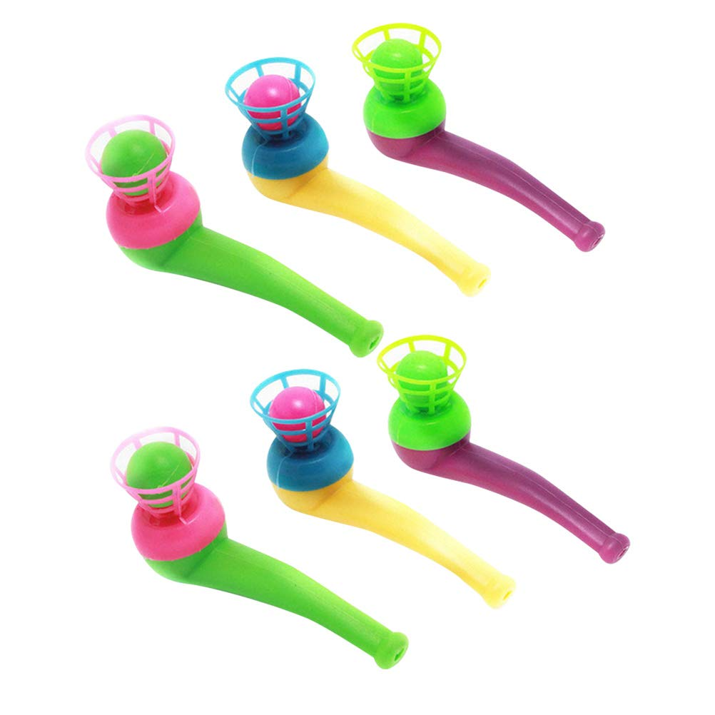 SUPVOX Lot de 10 balles flottantes en plastique pour enfants