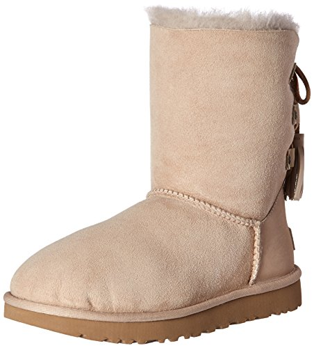UGG Australia Women's Kristabelle Winter Boot, Black, 4 Beige